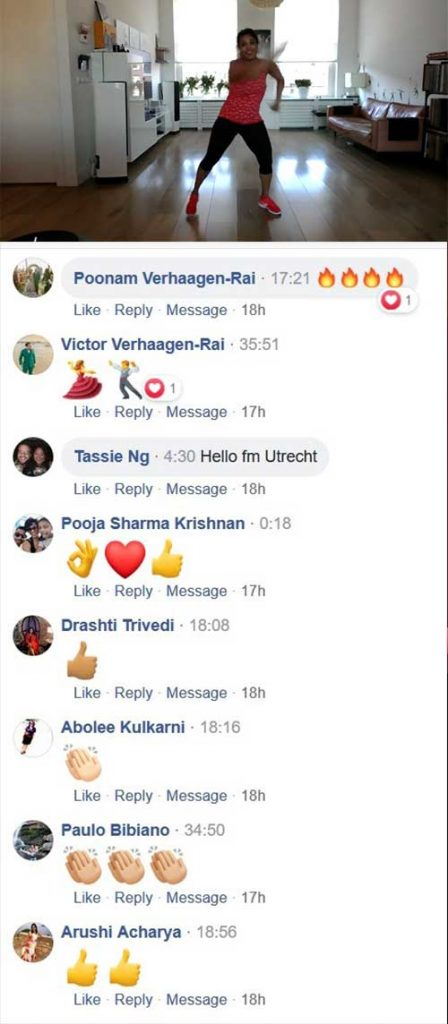 Facebook-reactions-for-Navras-Dance-class
